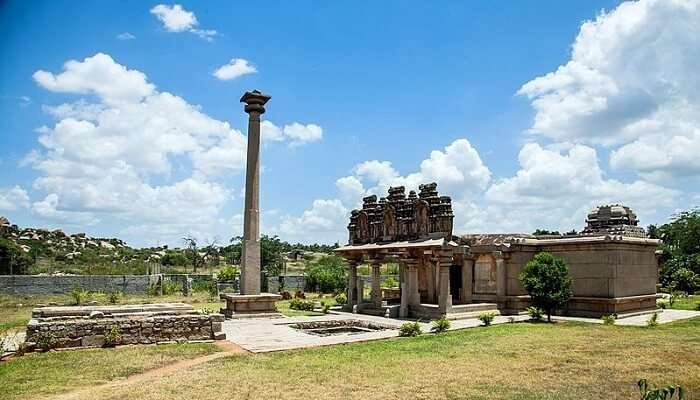 Ganagitti Temple