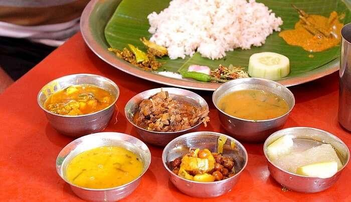 try the authentic taste of Manipuri food
