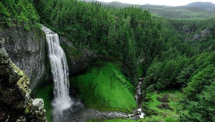 Imil-Chang-Dare Falls