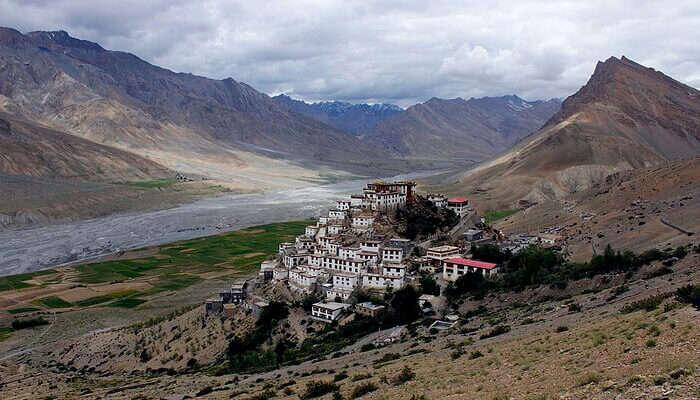 Key Monastery, Spiti