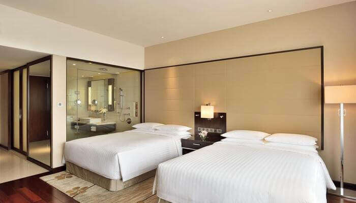 make your stay luxurious and convenient