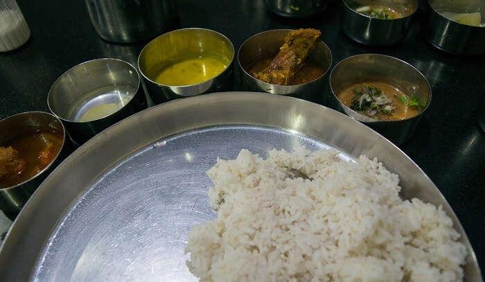 best Manipuri platter