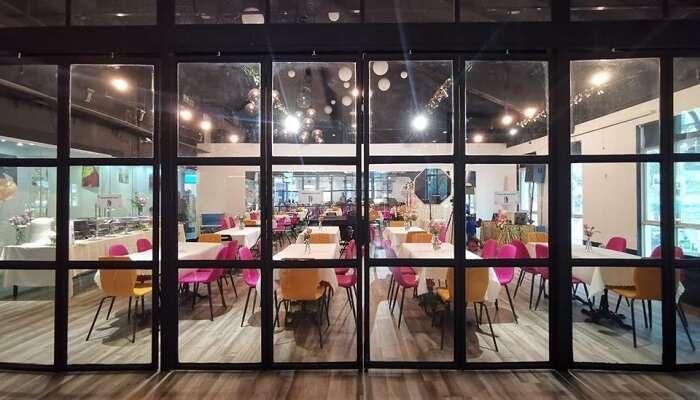 Second Storey Cafe & Bar