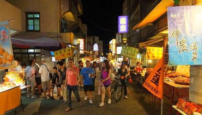 Seminyak Night Market