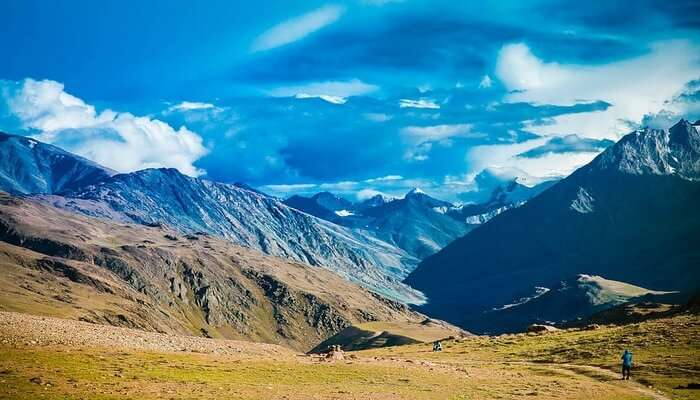 beautiful Spiti Valley