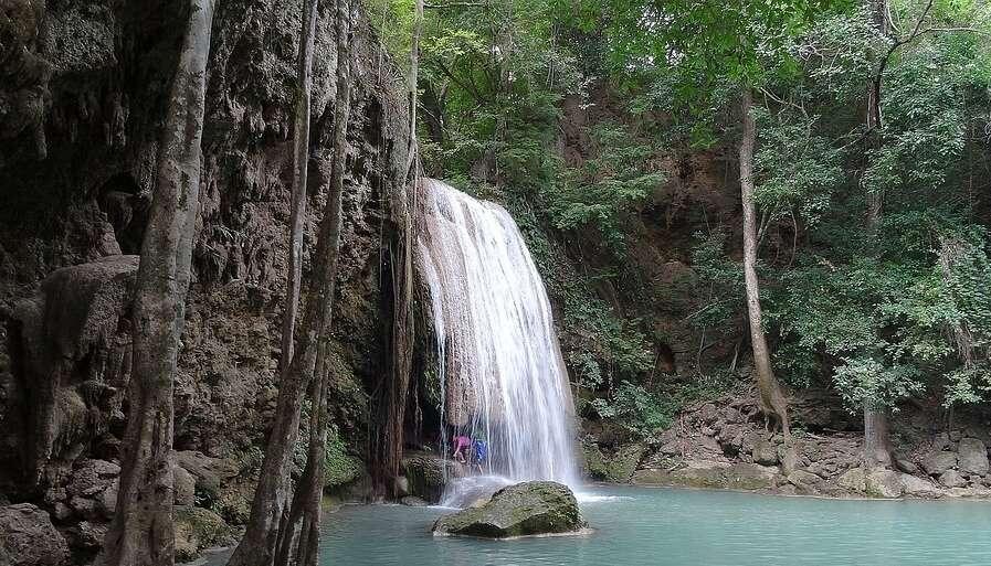 Ukkada Falls
