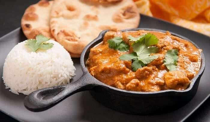 delicious North Indian cuisines