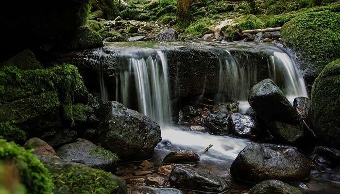 Bhairav Kund Waterfall