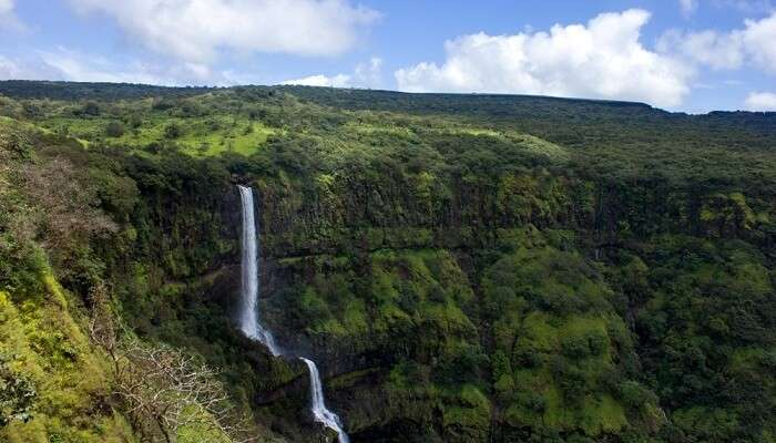 About Vajrai Waterfalls