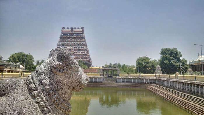 Natraj Temple In Chidambaram
