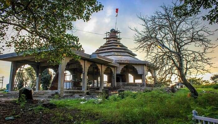 Ghatandevi Temple