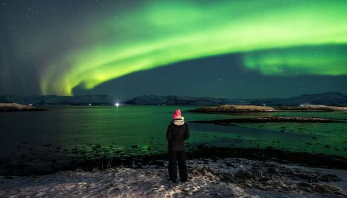 Enjoining the Northern Lights