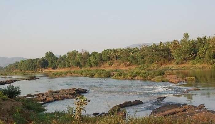 kundalika river view
