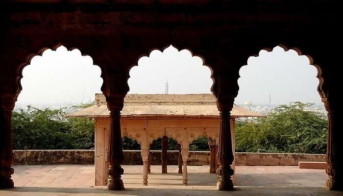 Lohagarh Fort, Bharatpur