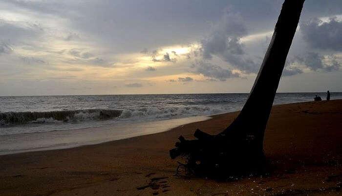 Periyambalam Beach
