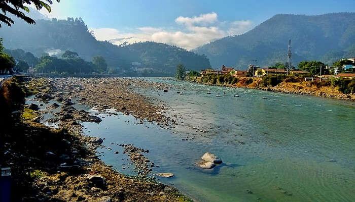 River In Uttarakhand