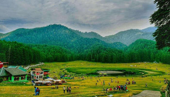 The Serene Khajjiar Lake