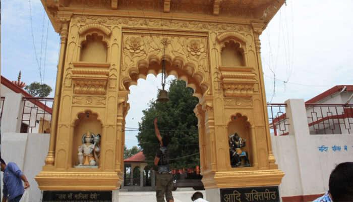 Maa Manila Temple in Uttarakhand