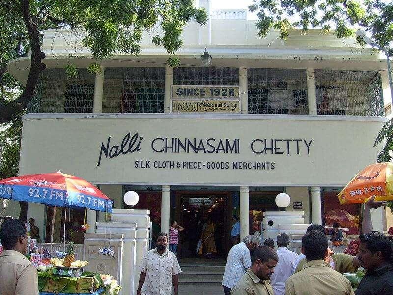 Nalli Store in Coimbatore