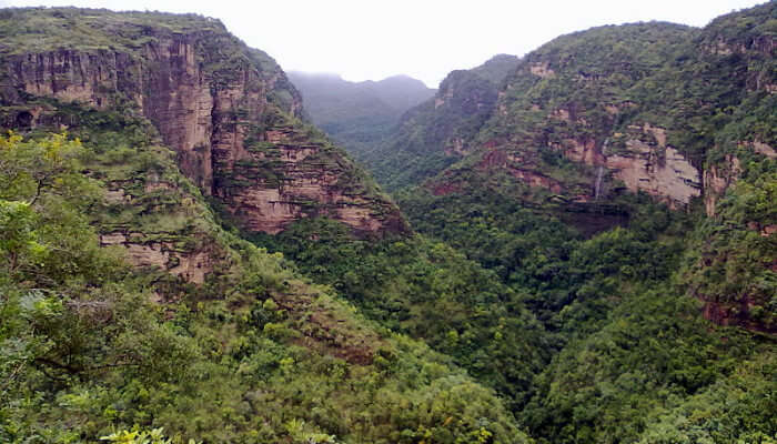 Valleys of Pachmarhi