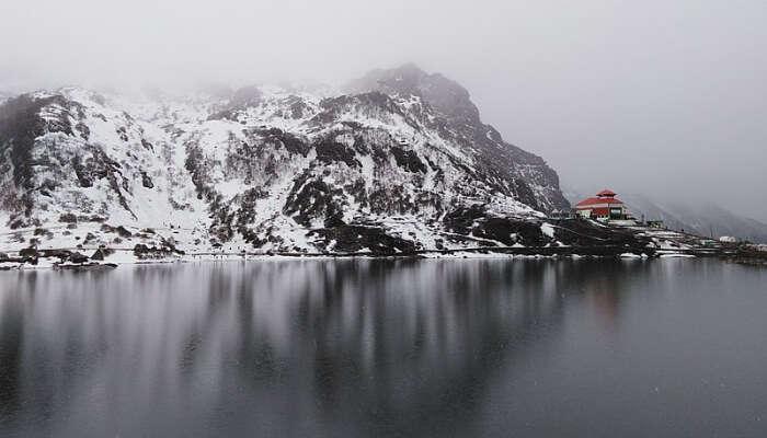 Tsomgo Lake In Sikkim