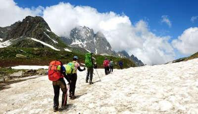Trekking Routes in J&K