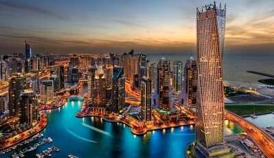 Picnic Places in Dubai