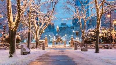 Places to Visit in Winter in USA